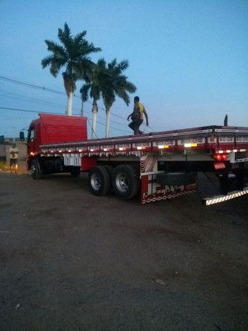 Vendo caminhão Ford 2428 - Foto 5