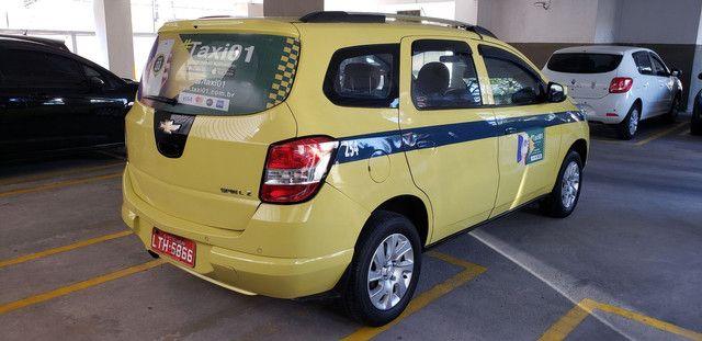 Táxi Spin 2014 carro + aut - Foto 10