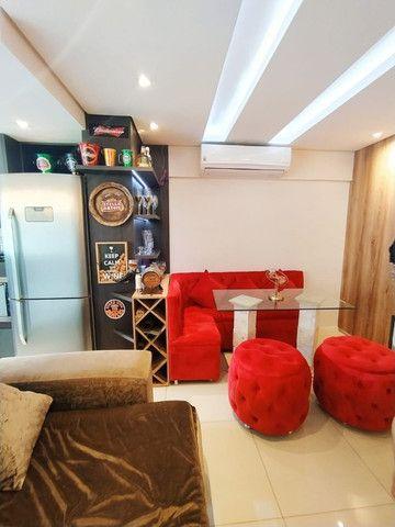 RT02 Excelente Oportunidade! Belíssimo Apartamento Pronto E Mobiliado.  - Foto 7