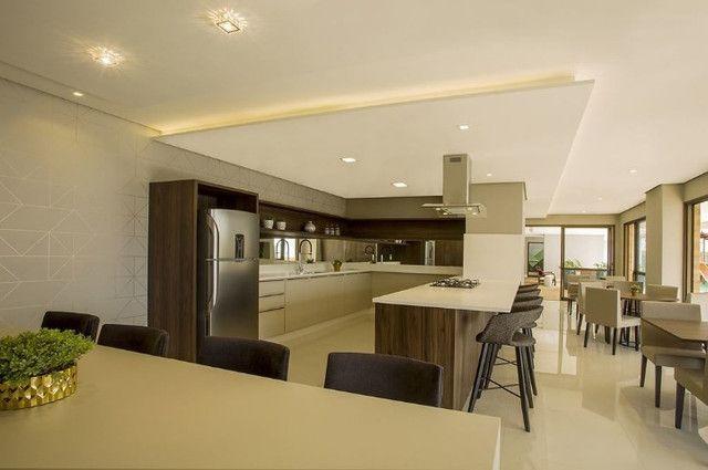E. Apartamento em Florianópolis 2 dorms 2 suítes no bairro Balneário, 2 vaga de garagem - Foto 3