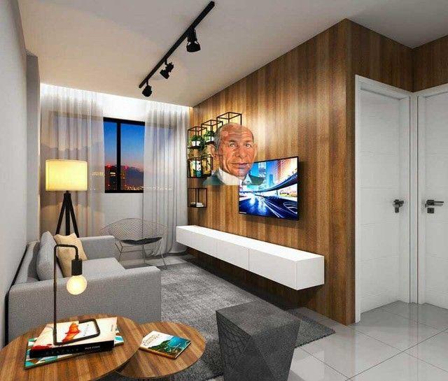 Apartamento para venda com 52 metros quadrados com 2 quartos em Barro Duro - Maceió - AL - Foto 2