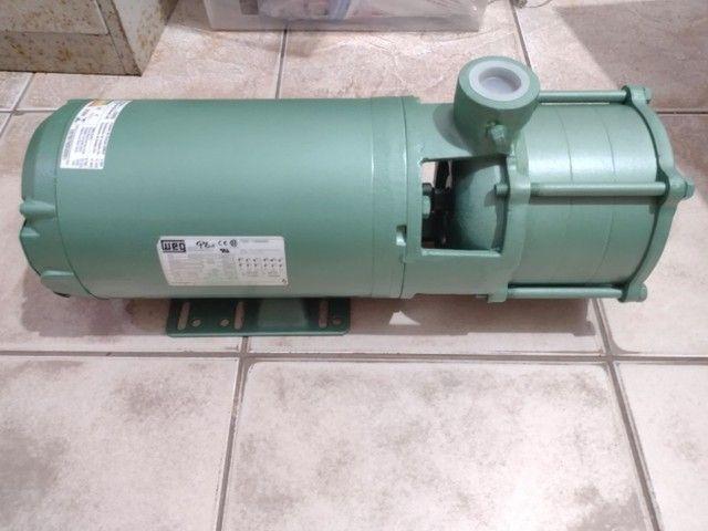 Bomba de Água - NOVA - Thebe P-11/4 NR - 3cv trif<br><br> - Foto 5