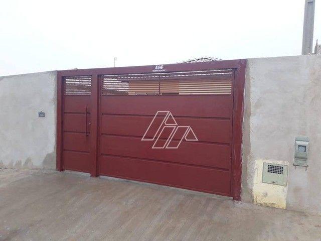 Casa com 2 dormitórios à venda, 45 m² por R$ 140.000,00 - Maracá II - Marília/SP