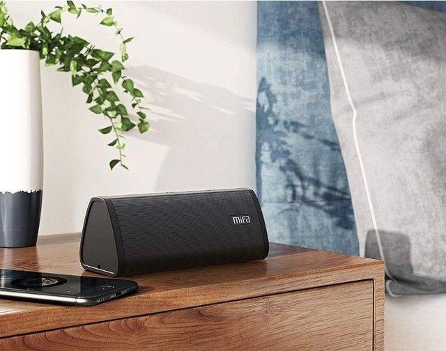 Caixa Som Portátil Mifa A10 Bluetooth 10w - MIFA - À Prova D'água - Black,<br><br> - Foto 2