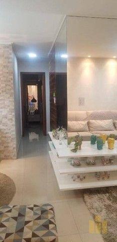 Apartamento com 3 dormitórios à venda, 85 m² por R$ 550.000 - Mangabeiras - Maceió/AL - Foto 8