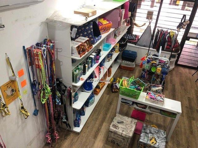 Loja em Centro Comercial, 75m², Pet shop, Ótima localização e acabamento - Foto 8