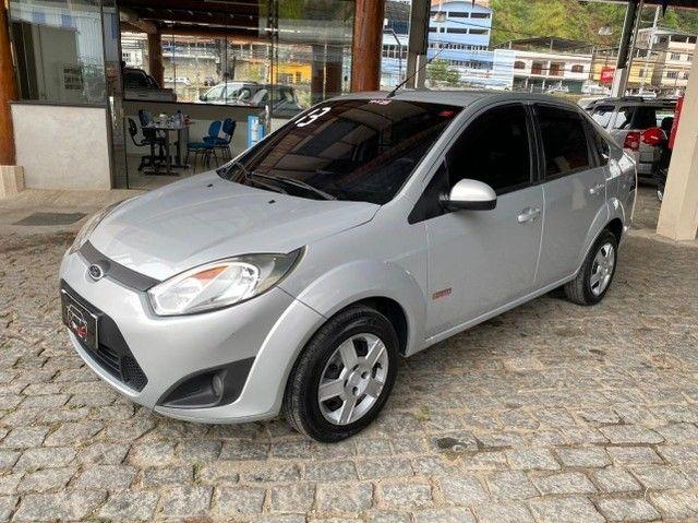 Ford- Fiesta Sedan 1.6 2013 + IPVA 2021 pago.