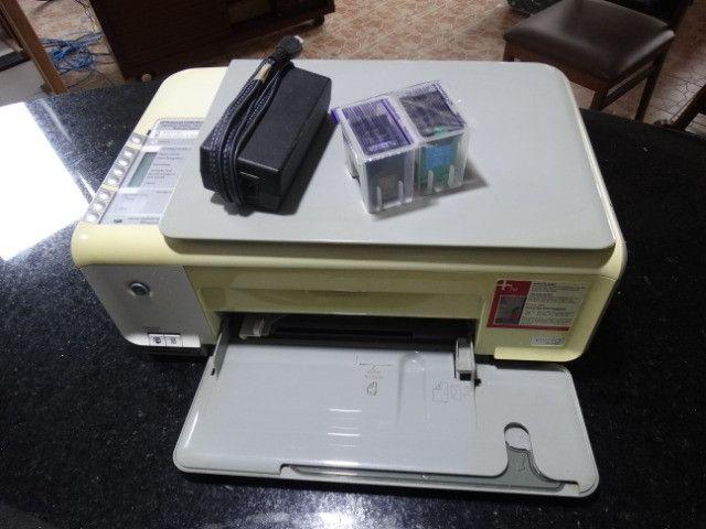 Impressora Multifuncional Hp Photosmart C3180 All In One - Foto 3