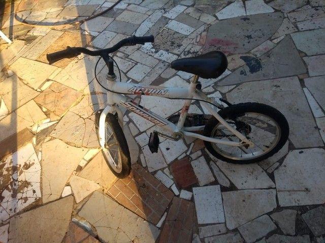 Bicicleta infantil aro 16