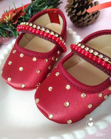 Sapato para Bebês (n° 16)