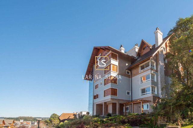 Apartamento com 3 dormitórios à venda, 199 m² por R$ 3.000.080,00 - Centro - Gramado/RS - Foto 2