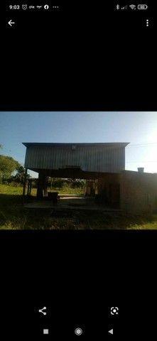Galpão com área e casa - Foto 6