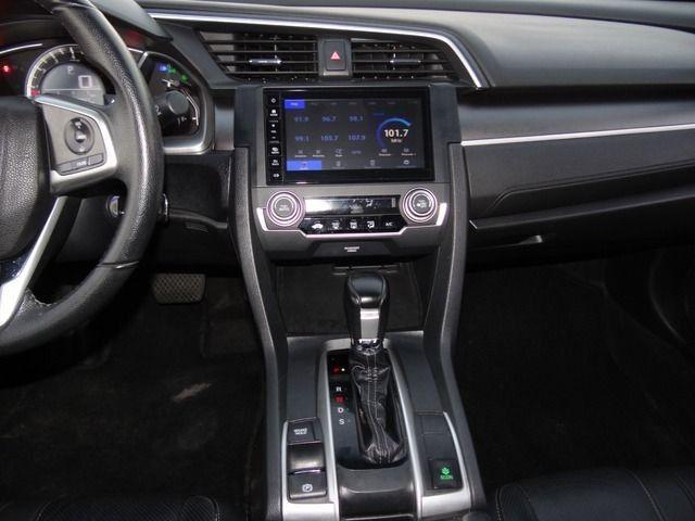 Civic Sedan EX 2.0 Flex 16V Aut.4p - Foto 9