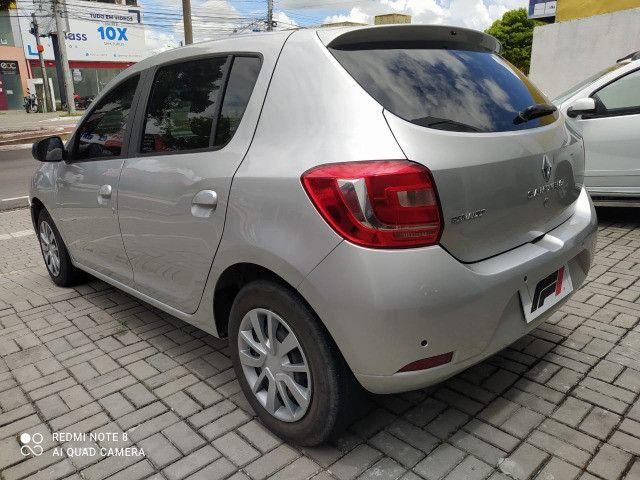 Renault Sandero Expression Flex! - Foto 6