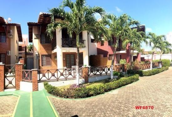 San Marco, casa duplex com 3 suítes, 3 vagas, projetada, piscina, próximo Beach Park