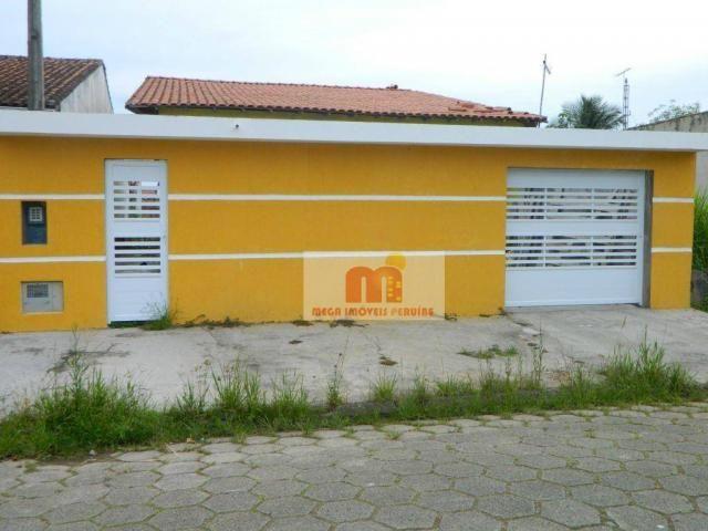 Casa com 3 dormitórios à venda, 140 m² por R$ 230.000,00 - Estância Balneária Maria Helena