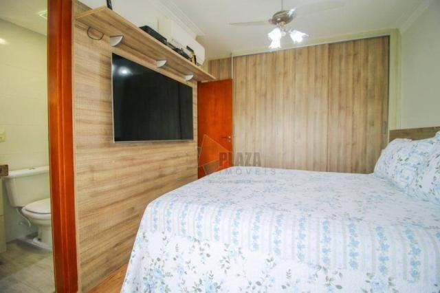 Apartamento com 2 dormitórios à venda, 104 m² por R$ 650.000,00 - Boqueirão - Praia Grande - Foto 13