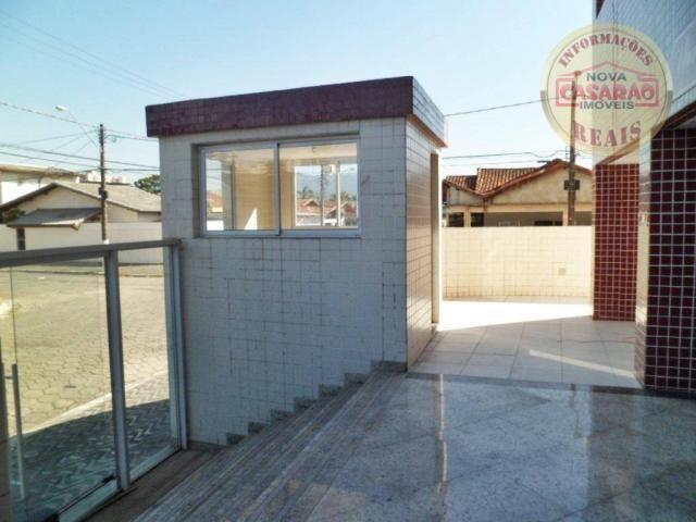 Apartamento com 1 dormitório à venda, 33 m² por R$ 187.624 - Tupi - Praia Grande/SP - Foto 15