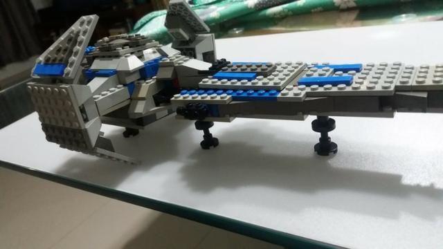 Lego Star Wars Sith Infiltrator 7151