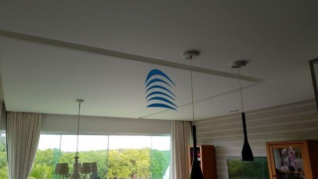 Apartamento à venda com 4 dormitórios em Buraquinho, Lauro de freitas cod:AD2899 - Foto 16