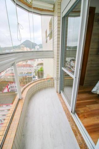 Apartamento com 2 dormitórios à venda, 104 m² por R$ 650.000,00 - Boqueirão - Praia Grande - Foto 18