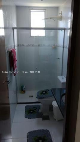 Apartamento para venda em serra, conjunto jacaraípe, 2 dormitórios, 1 banheiro, 1 vaga - Foto 4