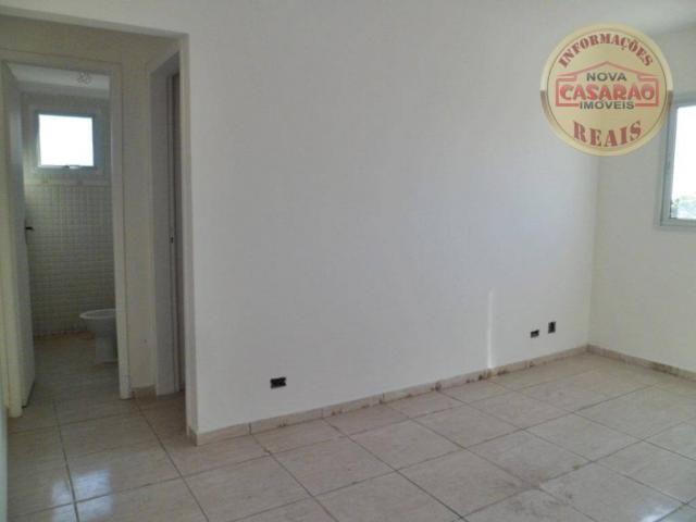 Apartamento com 1 dormitório à venda, 33 m² por R$ 187.624 - Tupi - Praia Grande/SP - Foto 2