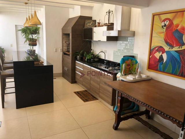 Apartamento duplex com 4 quartos, 320 m² - setor nova suiça - armarios - Foto 11