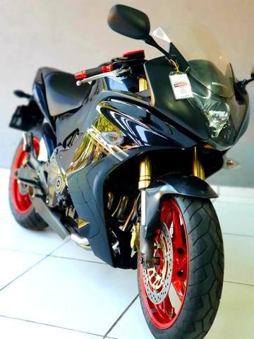 Honda CBR 600F 2012 (super promo)