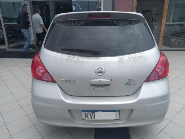 Nissan Tiida sL = Financiamento na hora - Foto 3