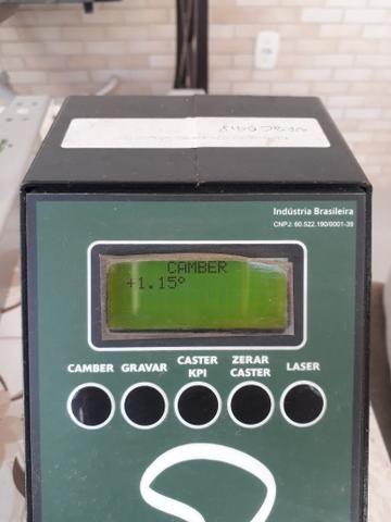 Alinhador de direção laser - Foto 5