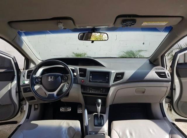 Honda Civic 1.8 2012, Completo! Não troco - Foto 6