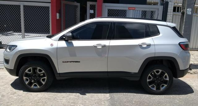 Jeep Compass Trailhawk - Foto 5