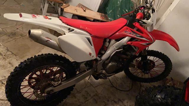 CRF 250x