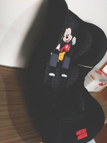Cadeira auto Disney trio Mickey de 0 / 25 kg nova nunca usada com nota fiscal 200 reais - Foto 3