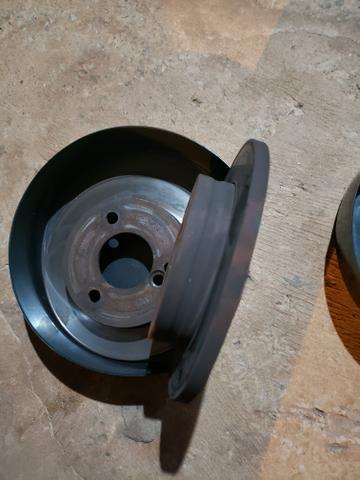 Disco de freio renault kwid - Foto 2