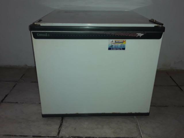 Vendo frigobar em boas condições - Foto 4