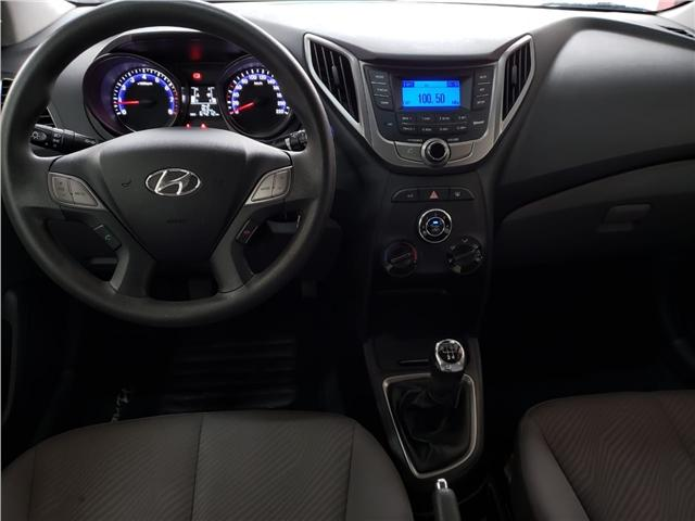 Hyundai Hb20s 1.6 comfort plus 16v flex 4p manual - Foto 9