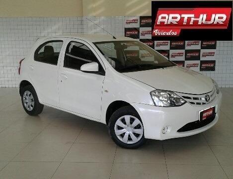 Toyota Etios Hatch X 1.3 Arthur Veiculos