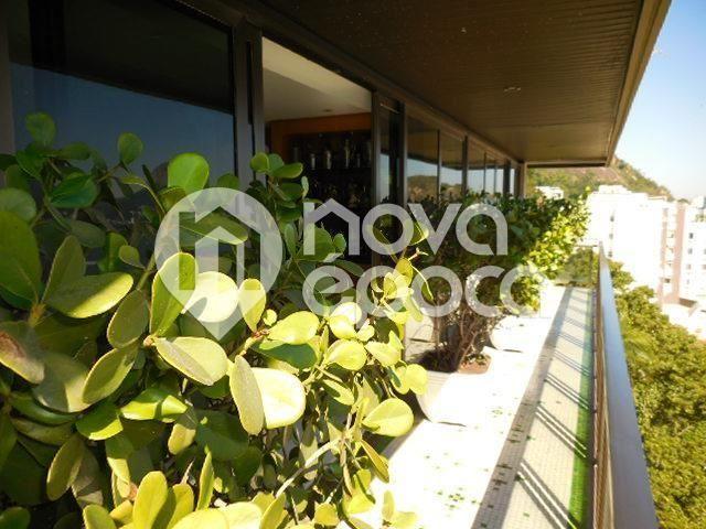 Apartamento à venda com 5 dormitórios em Lagoa, Rio de janeiro cod:LB5AP28814 - Foto 7