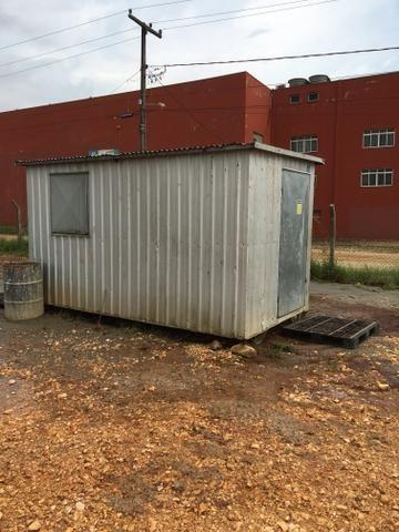 Container e banheiro móvel para sua obra - Foto 2
