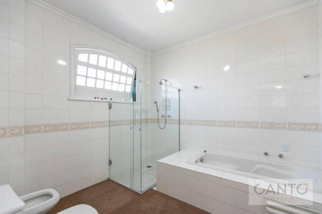 Casa com 5 dormitórios à venda, 439 m² por r$ 2.100.000,00 - santo inácio - curitiba/pr - Foto 9