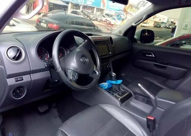 Volkswagen Amarok 2.0 Highline Cab. Dupla 4x4 4p Automática - Foto 5