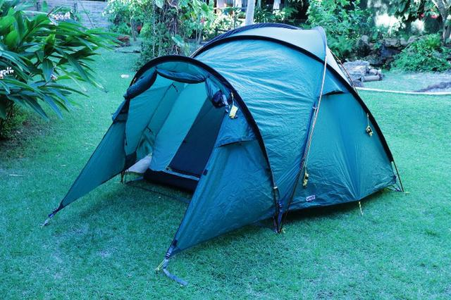 Barraca de Camping Wechsel p/ 4 pessoas - Foto 2