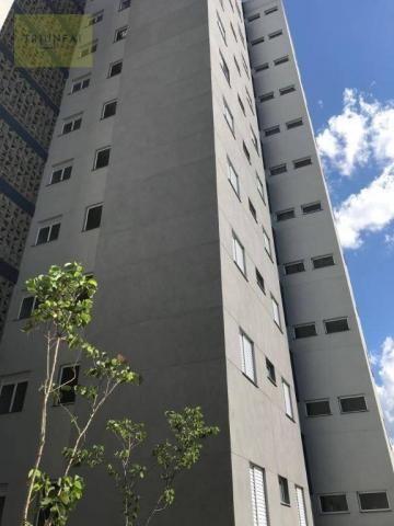 Apartamento com 2 dormitórios à venda, 51 m² por R$ 180.000,00 - Edificio Residencial Safi - Foto 2