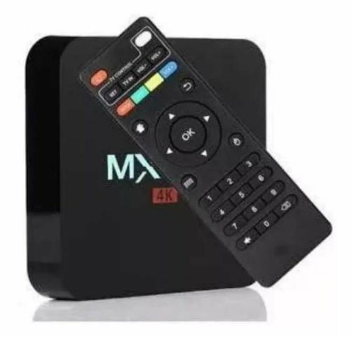Mxq pro 4k transforme sua TV .Smartv - Foto 3