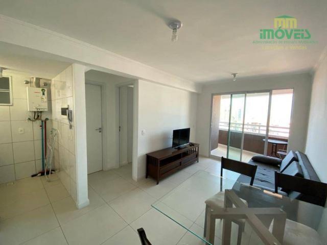 Excelente apartamento de 01 quarto com vista para o mar! - Foto 10