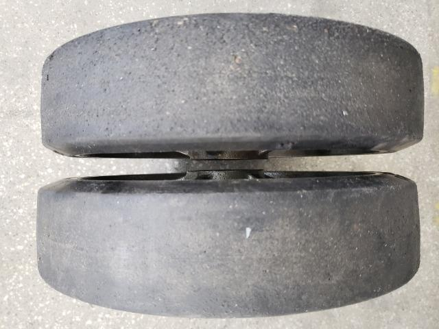 "Roda 12"" x 3"" para 900 kg - Foto 4"