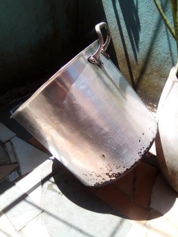 Panela de alumínio para feijoada - Foto 2