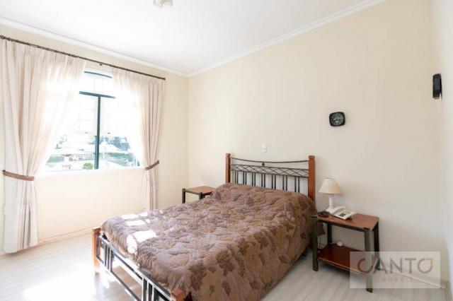 Casa com 5 dormitórios à venda, 439 m² por r$ 2.100.000,00 - santo inácio - curitiba/pr - Foto 13